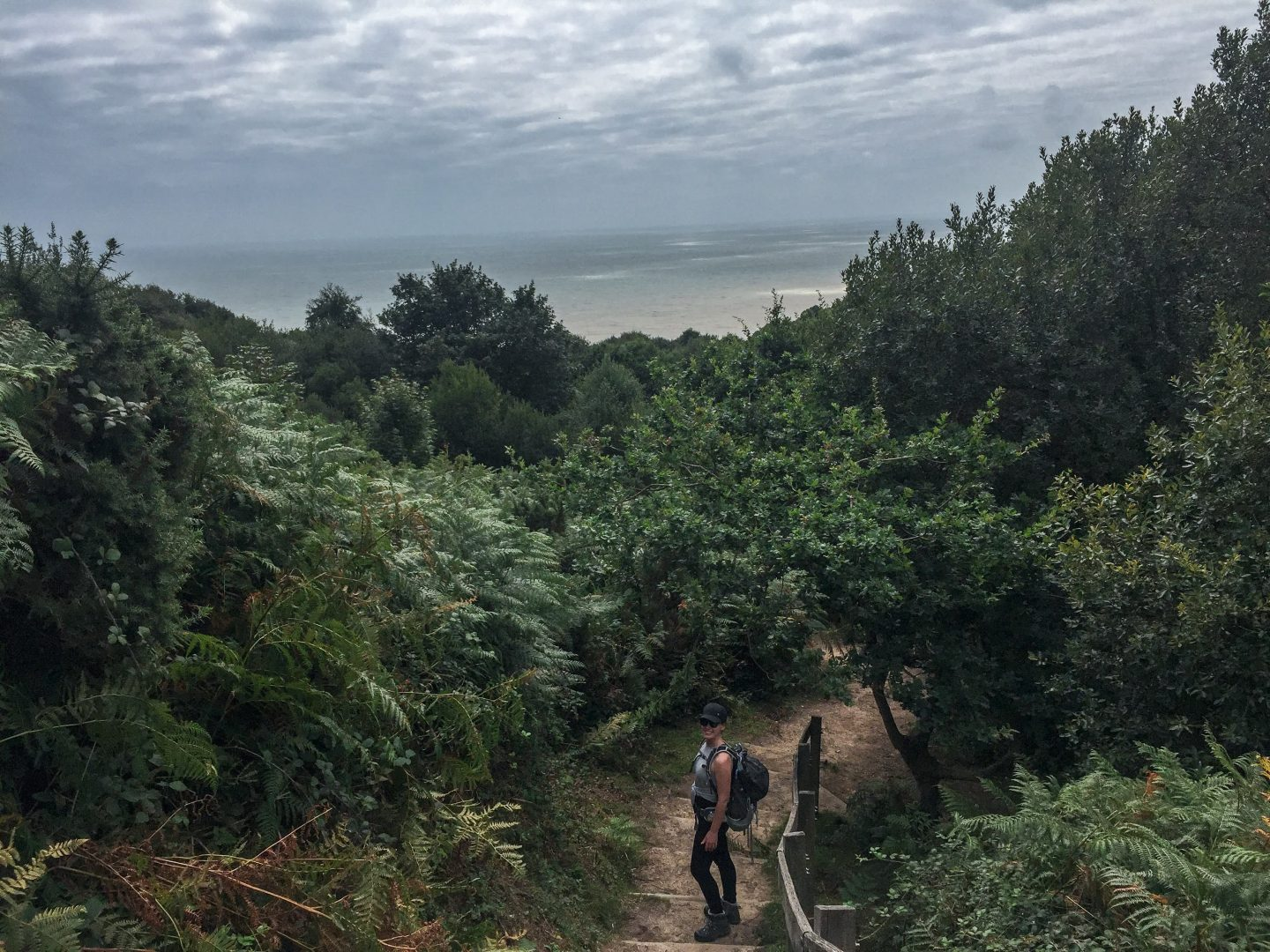 Hiking from Winchelsea to Hastings